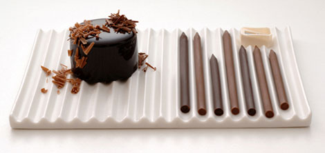 Nendo-chocolate-pencils