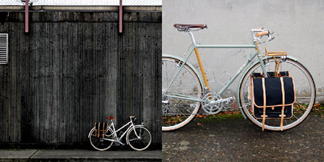 Map-bicycle