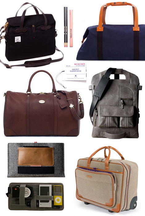 Left To Right Top Bottom Apolis Activism Briefcase Jack Spade Waxwear Duffle Brooks Brothers Football Leather Hard Graft 2unfold Laptop Bag