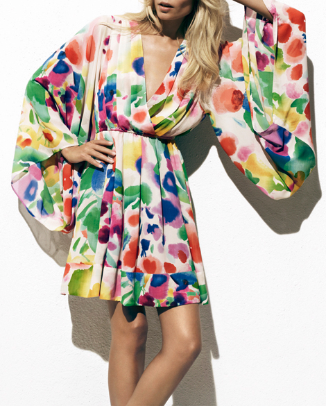 Hm-organic-floral-collection