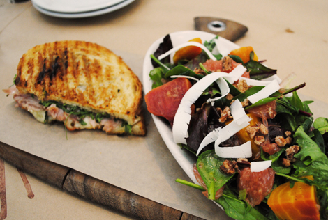 a lovely & luxe lunch in {san diego}... - oh joy! - Cucina Urbana