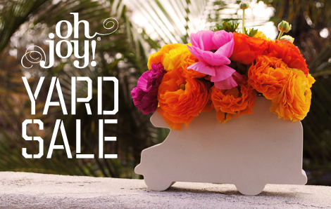Ohjoy-yard-sale