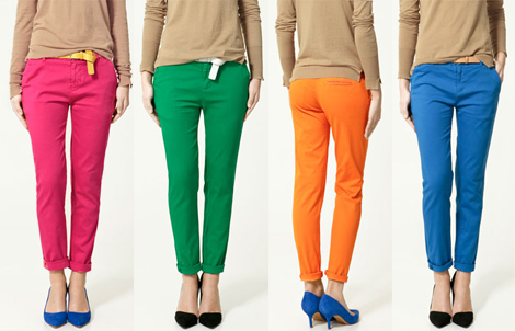 Zara-bright-pants