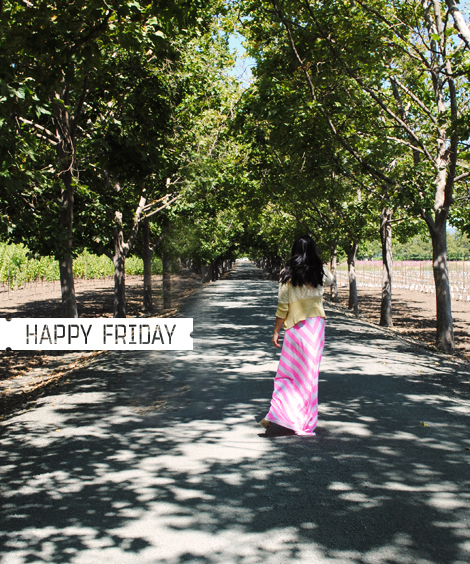 Ohjoy-friday-napa