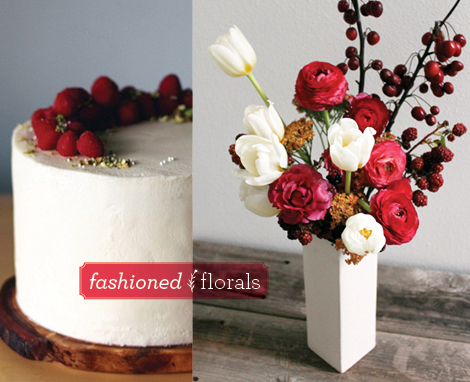 Fashioned-florals-raspberry-and-cream
