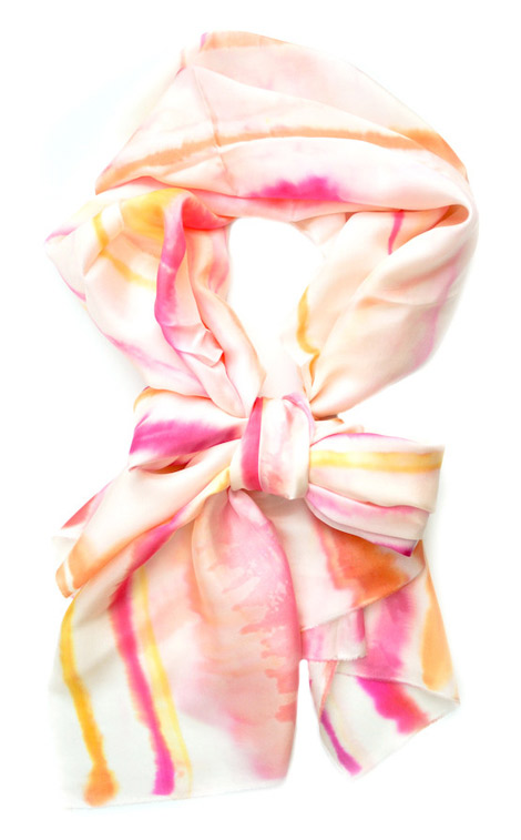 Plainmade-watercolor-scarf