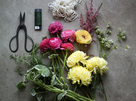 Fashioned-florals-15-minute-garland-2