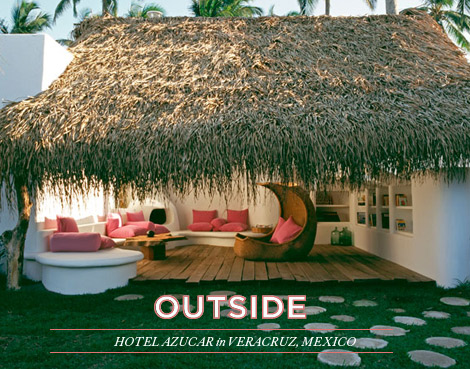 oh joy | outside/inside | tropical oasis