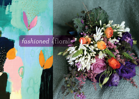 Fashioned-florals-bouquet-of-spring-brights