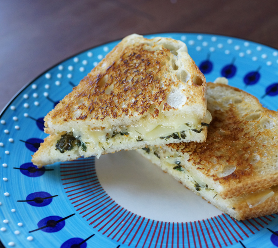 Grilled-cheese-spinach-dip-1
