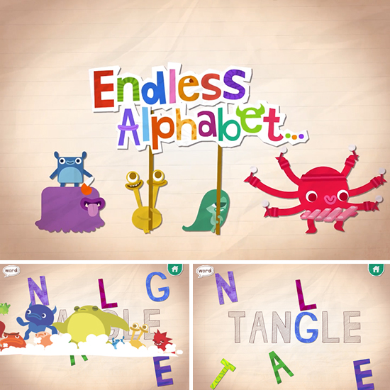 Endless-alphabet-app