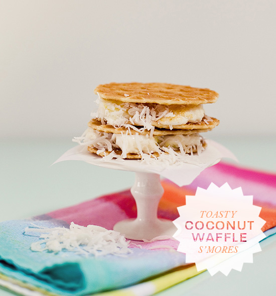 Oh Joy | Summer S'mores