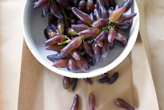 Witch Finger grapes   photo by Oh Joy