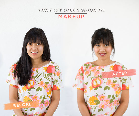 Oh Joy   Lazy Girl's Guide to Makeup