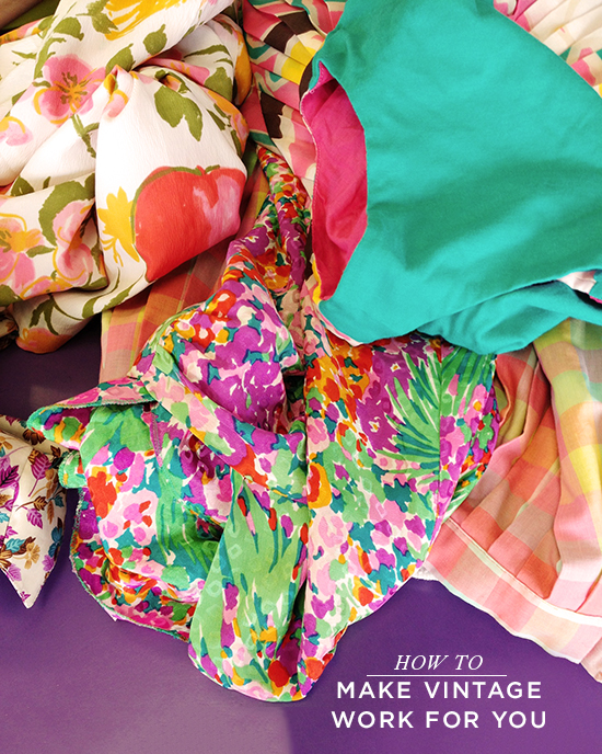 Oh Joy | How to Make Vintage Work for You