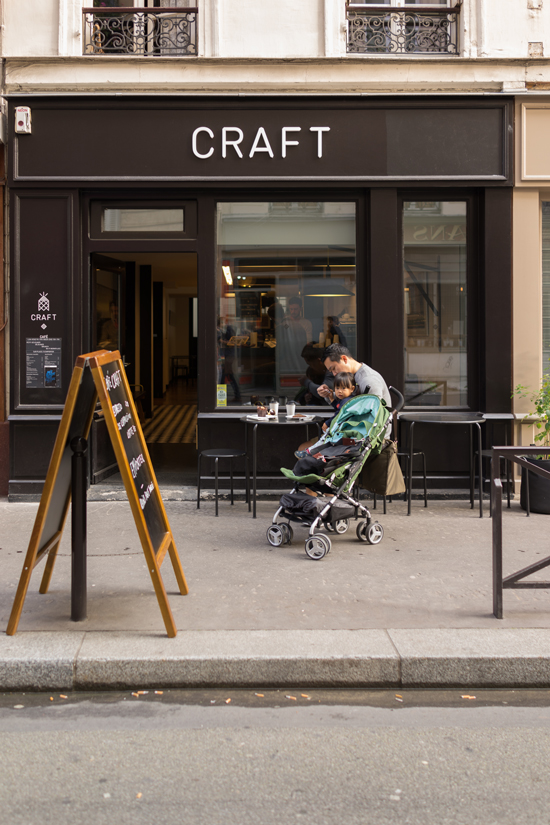 Oh Joy in Paris | Cafe Craft