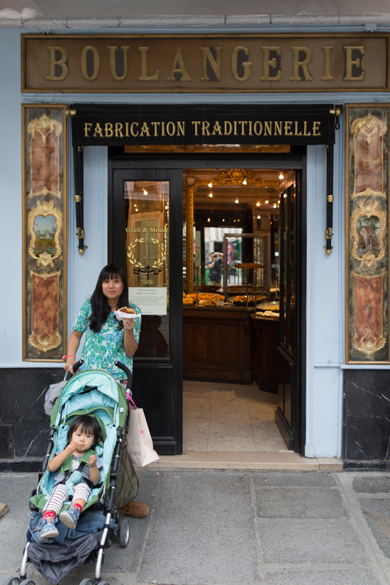Oh Joy in Paris | Du Pain et des Idees