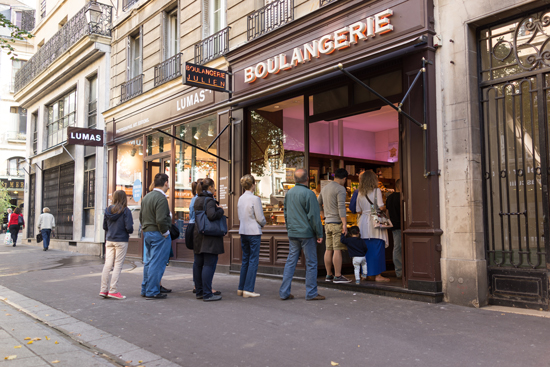 Oh Joy in Paris | Boulangerie Julien
