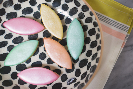 marzipan candy from paris