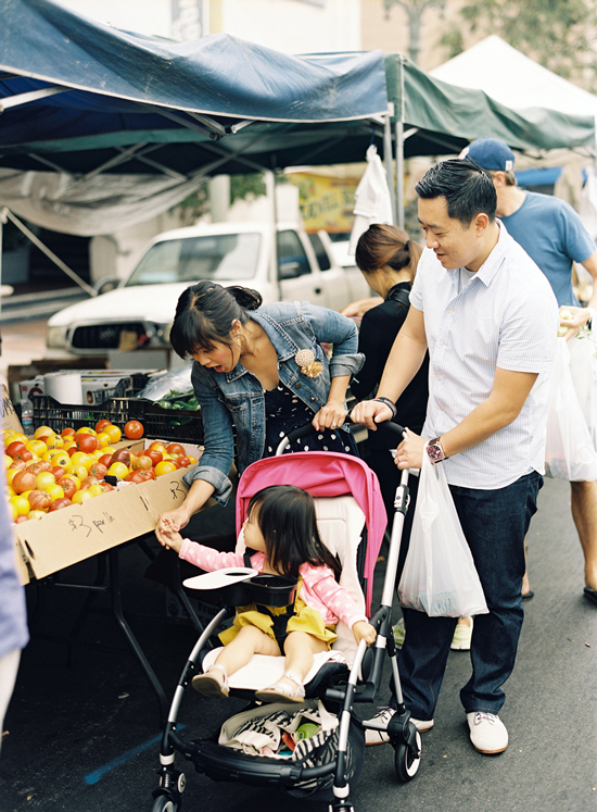 Oh Joy | Family-Friendly Los Angeles | Hollywood Farmer's Market