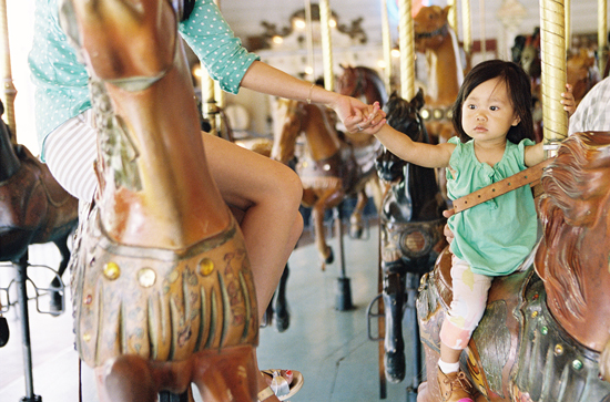 Oh Joy | Family-Friendly Los Angeles | Griffith Park Merry-Go-Round