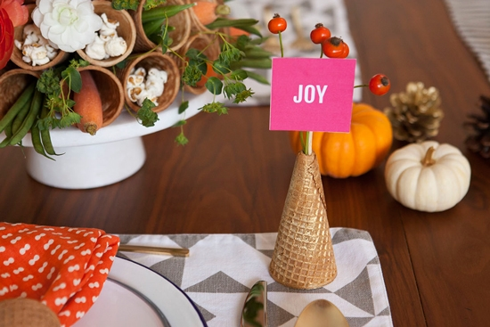 Oh Joy | A Sweet Thanksgiving Placecard