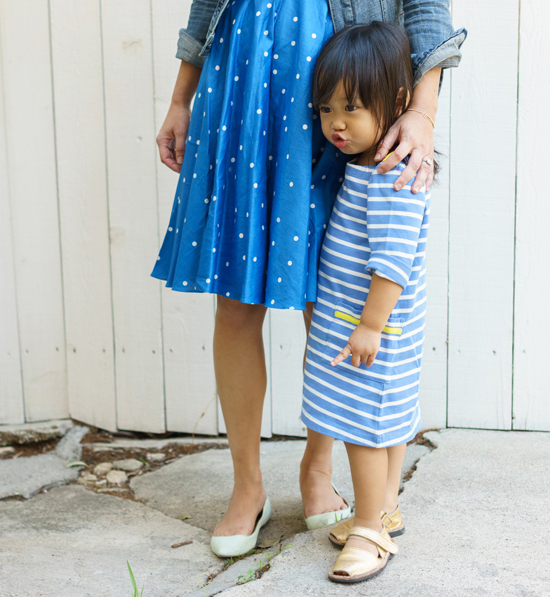 Oh Joy and Boden | All in Blue