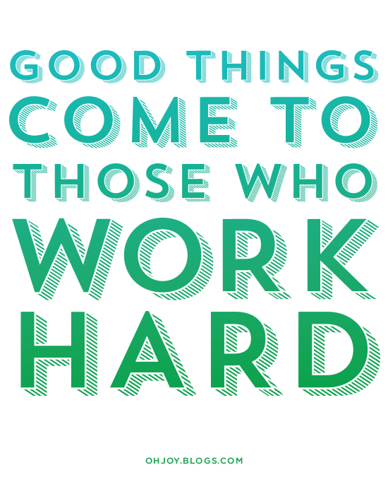 Great Working With You Quotes: Good Things Come...
