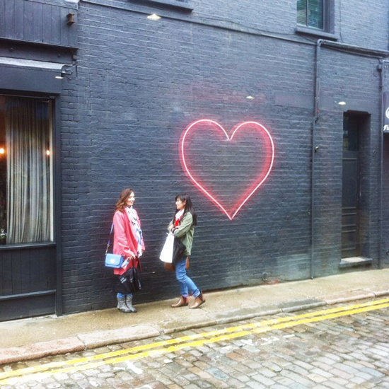 Oh Joy / Shoreditch, London