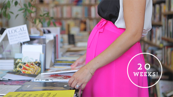 Oh Joy / Dressing the Bump video series