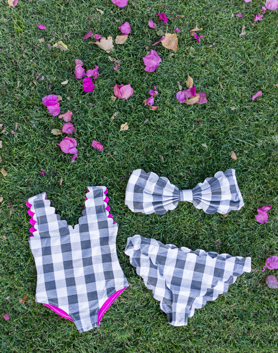Oh Joy / Hers and Mine bathing suits