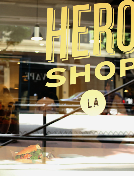 Hero Shop / Los Angeles