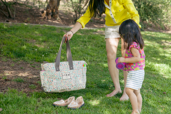 Oh Joy for Feed Diaper Bag