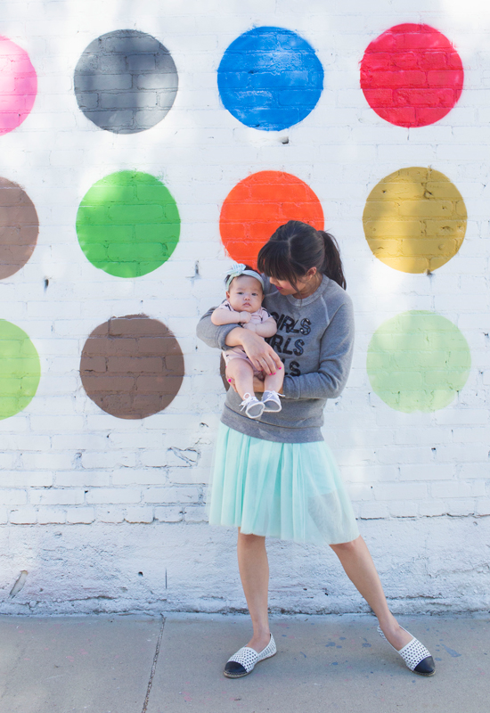 Oh Joy / Dressing the Babe / Mama and Me Style