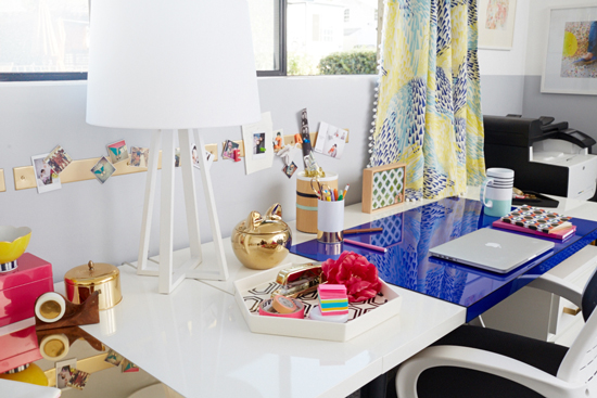 oh joy nurseryoffice by emily henderson home office makeover