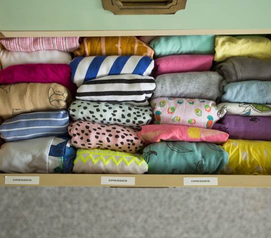 Tips for Organizing Kids Clothing