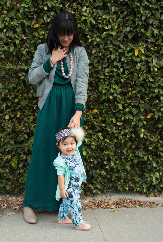 c966230df Dressing the Babe / Mama and Baby Style