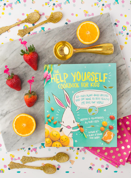 The cutest kids cookbook ever oh joy the help yourself cookbook for kids by ruby roth solutioingenieria Choice Image