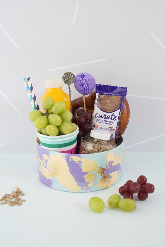 How to Make a (Good for You) Snack Kit