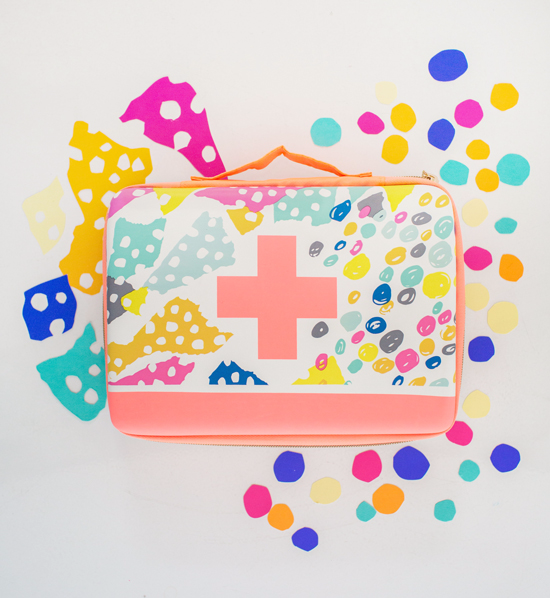 first aid kit by oh joy!