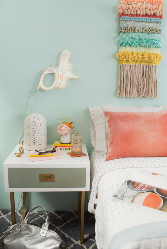 three places to use a side table