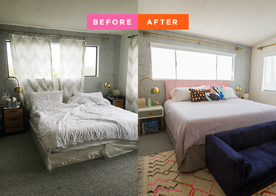 Oh Joy / Bedroom Makeover