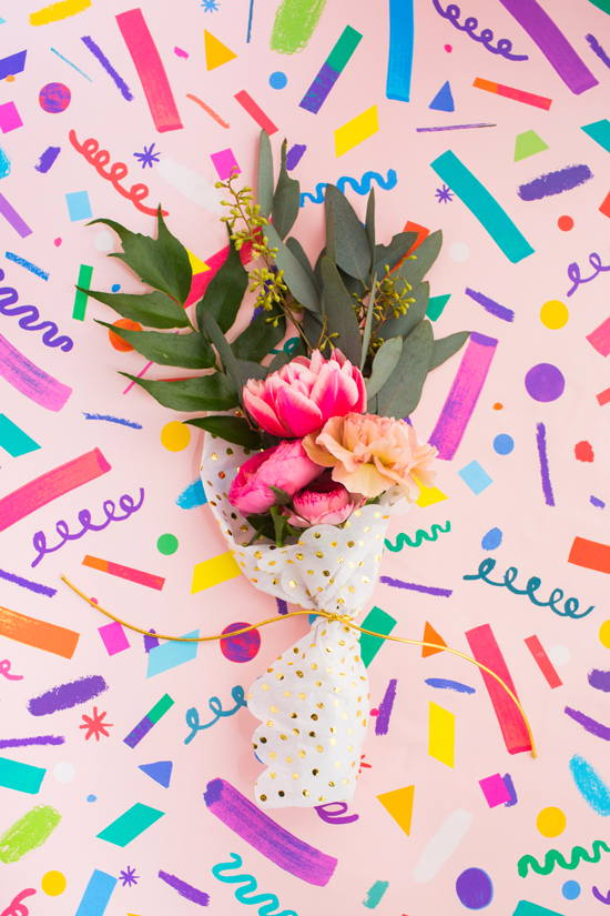 how to make mini bouquets... - Oh Joy!