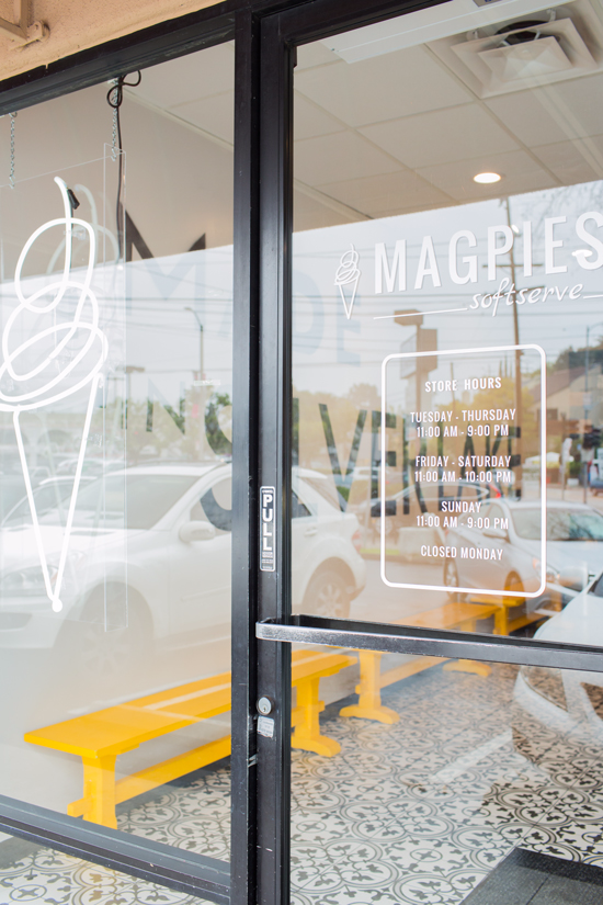 magpies softserve los angeles