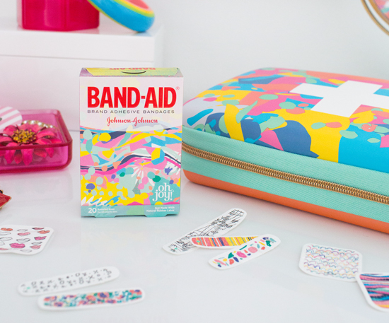 oh joy band-aid bandages