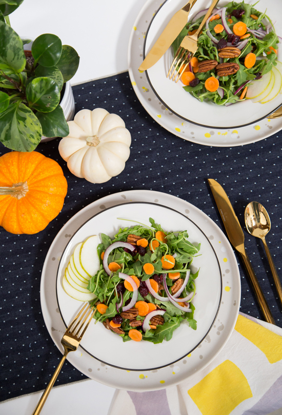 A Fall Salad / Oh Joy!