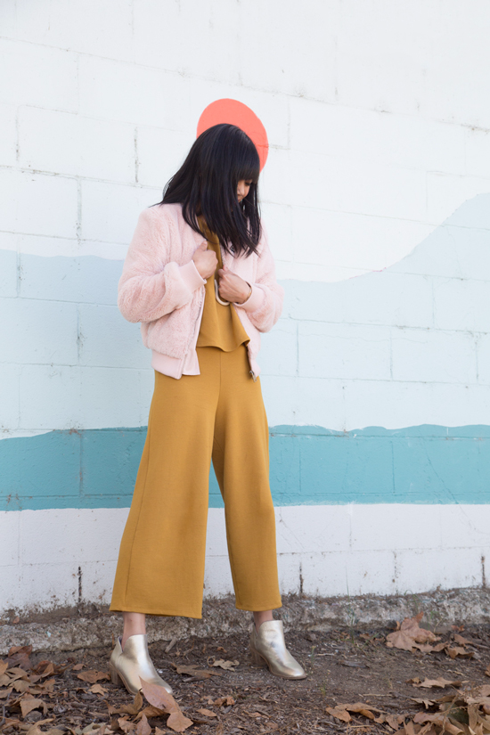 currently obsessed with: pink and mustard…