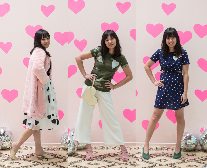Pattern Adventures: Oh Joy Wears Hearts!
