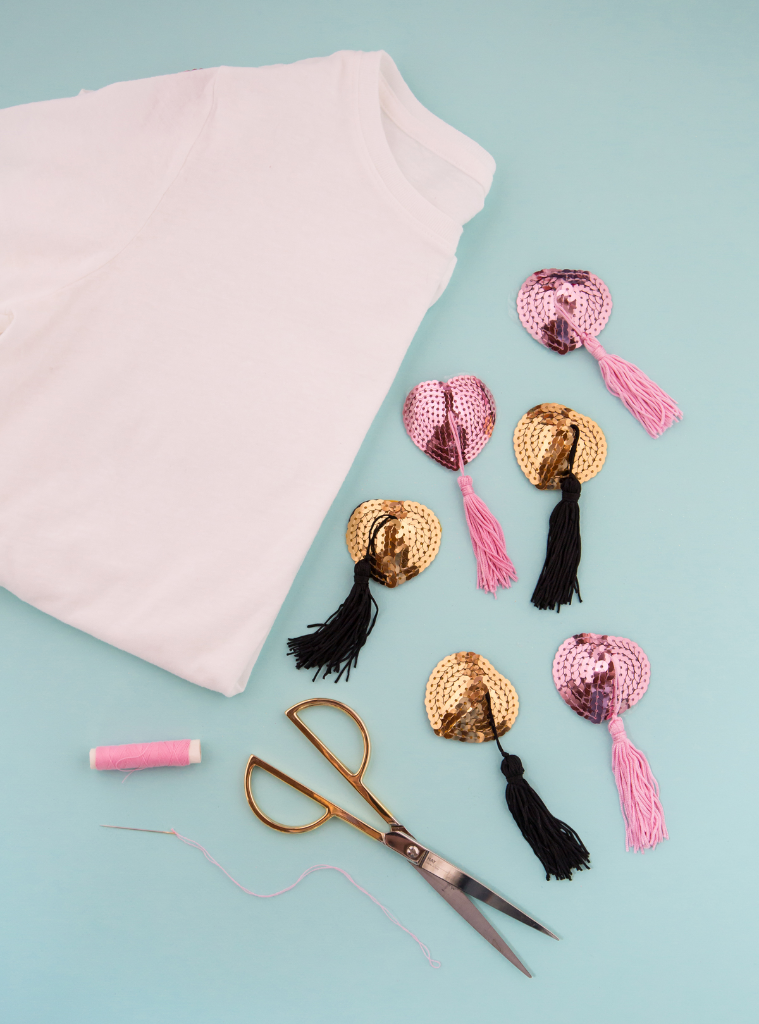 Weekend Project: Fashion Tassels