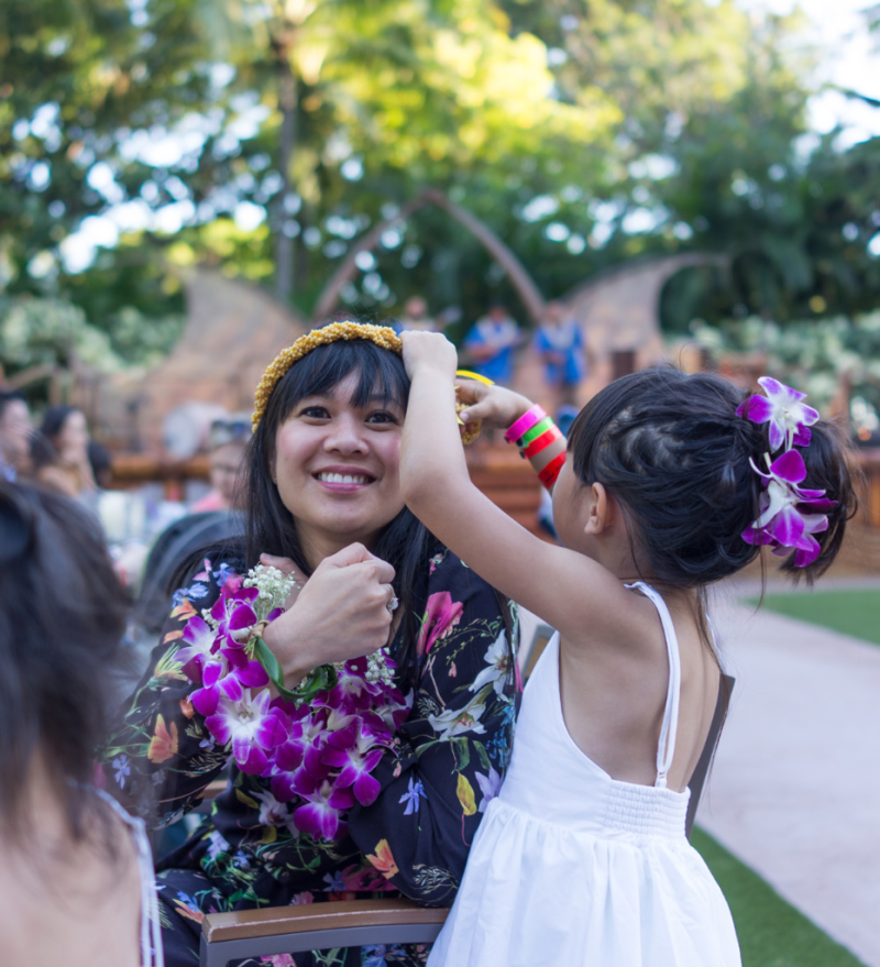 Disney's Aulani Resort Luau / Oh Joy!